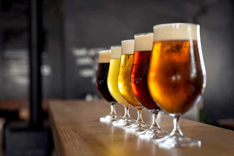 What Beers Have the Lowest and Highest IBU